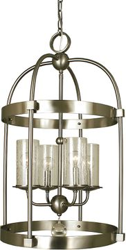 Framburg 1104 Compass Contemporary 17  Entryway Light Fixture
