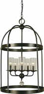 Framburg 1105 Compass Modern 22  Foyer Lighting