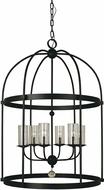 Framburg 1106 Compass Contemporary 30  Foyer Light Fixture