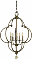 Framburg 1162 Quatrefoil 27  Entryway Light Fixture