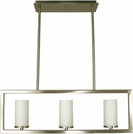 Framburg 1193 Theorem Modern Island Light Fixture