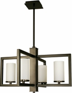 Framburg 1195 Theorem Contemporary Mini Hanging Chandelier