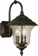 Framburg 1220 Hartford Traditional Outdoor 8.5  Lamp Sconce