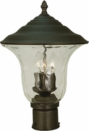 Framburg 1227 Hartford Traditional Exterior Post Lighting