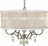 Framburg 1236 Liebestraum Traditional 26  Drum Drop Ceiling Light Fixture