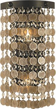 Framburg 2481 Naomi Contemporary Wall Sconce Lighting
