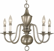 Framburg 2525 Jamestown Traditional Chandelier Light