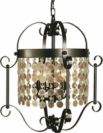 Framburg 2924 Naomi Contemporary Foyer Lighting