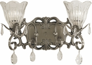 Framburg 2962 Liebestraum Traditional 2-Light Bath Sconce