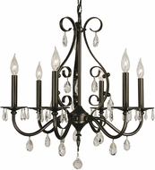 Framburg 2986 Liebestraum Traditional Chandelier Lighting
