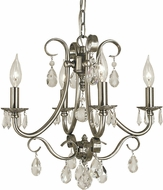 Framburg 2994 Liebestraum Traditional Mini Lighting Chandelier