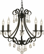 Framburg 2995 Liebestraum Traditional Mini Chandelier Lamp