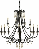 Framburg 2997 Liebestraum Traditional Chandelier Light