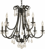 Framburg 2999 Liebestraum Traditional Ceiling Chandelier