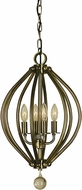 Framburg 4344 Dewdrop Modern 12  Foyer Lighting Fixture