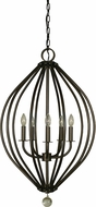 Framburg 4345 Dewdrop Contemporary 21  Entryway Light Fixture