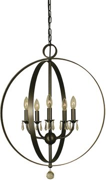 Framburg 4375 Constellation Modern 22  Pendant Lighting