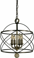 Framburg 4414 Nantucket Contemporary Foyer Light Fixture