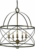 Framburg 4415 Nantucket Contemporary Foyer Lighting Fixture