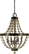 Framburg 4485 Naomi Contemporary 21  Hanging Lamp