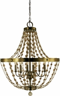 Framburg 4486 Naomi Modern 28  Hanging Light