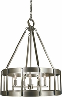 Framburg 4665 Pantheon Contemporary 22  Drum Ceiling Light Pendant