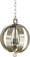 Framburg 4777 Venus Contemporary Mini Hanging Lamp