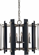 Framburg 4807 Louvre Modern Entryway Light Fixture