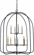 Framburg 4932 Boulevard Modern 36  Entryway Light Fixture