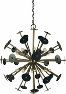 Framburg 4978 Apogee Contemporary 36  Ceiling Light Pendant