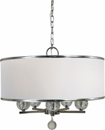 Framburg 4998 Glamour Drum Drop Lighting Fixture