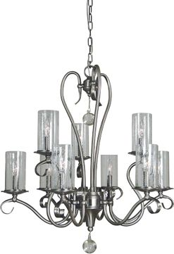 Framburg 5029 Ilsa Traditional 27  Chandelier Lighting
