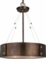Framburg 5392 Oracle Contemporary 16  Drum Hanging Light