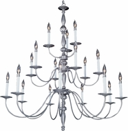 Framburg 7918 Jamestown Traditional Ceiling Chandelier