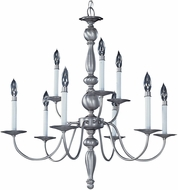 Framburg 7919 Jamestown Traditional Hanging Chandelier