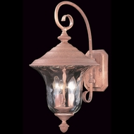 Framburg 8325 Carcassonne Traditional Exterior 10.5  Lighting Wall Sconce