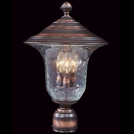 Framburg 8327 Carcassonne Traditional Exterior 10.5  Post Lamp