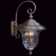 Framburg 8330 Carcassonne Traditional Outdoor 13.5  Wall Lighting Sconce