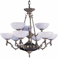 Framburg 8409-FB Napoleonic Traditional French Brass 32.5  Lighting Chandelier