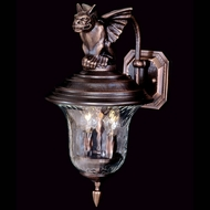 Framburg 8502 Carcassonne Traditional Exterior 8.5  Wall Sconce Lighting