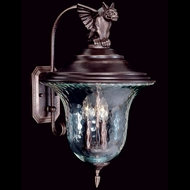 Framburg 8508 Carcassonne Traditional Outdoor 13.5  Wall Light Sconce