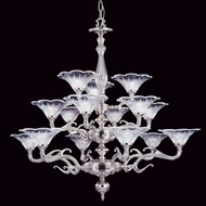 Framburg 8623 Geneva Traditional Chandelier Lamp