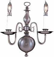 Framburg 9122 Jamestown Traditional Lamp Sconce