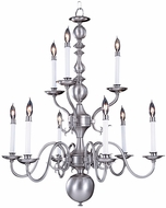 Framburg 9129 Jamestown Traditional Lighting Chandelier