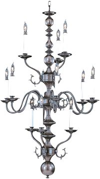 Framburg 9132 Jamestown Traditional Chandelier Light