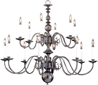 Framburg 9135 Jamestown Traditional Ceiling Chandelier