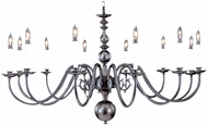Framburg 9142 Jamestown Traditional Chandelier Light