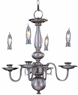 Framburg 9143 Jamestown Traditional Mini Chandelier Lighting