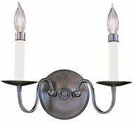 Framburg 9222 Jamestown Traditional Lighting Wall Sconce