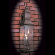 Framburg 9268 Marquis Traditional Outdoor 8 Wall Mounted Lamp